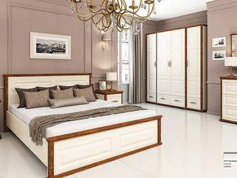 Увидеть фото Мебель для спальни Спальня Николь Агидель-М 30356673 в Москве