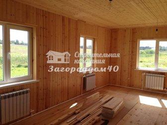 Смотреть фото Продажа домов Дом на участке 10 соток с березами  31227960 в Москве
