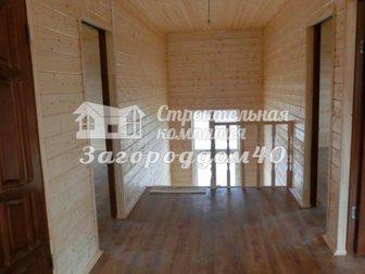 Уникальное фотографию Загородная недвижимость Продается дом на участке 14 соток по Калужскому шоссе в окружении леса 32321984 в Москве