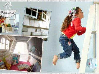 Смотреть фото Мебель для детей Качественная детская мебель из дерева, 32330444 в Москве