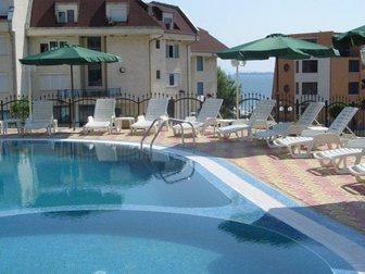 Свежее изображение  снять прекрасную двухкомнатную квартиру у моря в Святом Власе , Болгария 32342309 в Москве