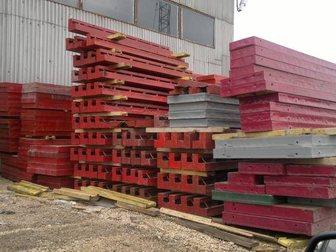 Просмотреть foto Строительные материалы Выкуп б, у опалубки металической ДОКА 32366531 в Москве