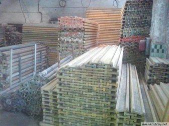 Уникальное фото Строительные материалы Срочный выкуп б,у аллюминиевой опалубки 32366535 в Москве