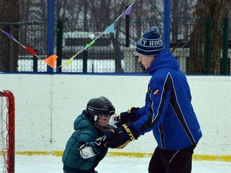 Просмотреть foto  Хоккей, Тренировки, Личный тренер, 32460929 в Москве