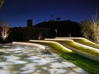 Смотреть фотографию Ландшафтный дизайн Ландшафтная подсветка 32554015 в Москве