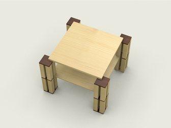 Свежее изображение Мебель для гостиной Кофейный столик За гранью 32565492 в Москве