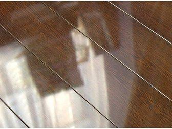 Уникальное изображение  Ламинат Евростиль, Diamond, глянец, 102 Венге шоколад (33 класс), 32583658 в Москве
