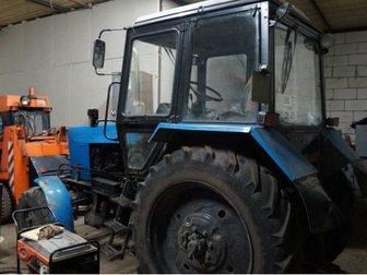 Просмотреть фотографию Трактор Продам трактор МТЗ-82, 1 б/у 2004 г, в, 32634545 в Москве
