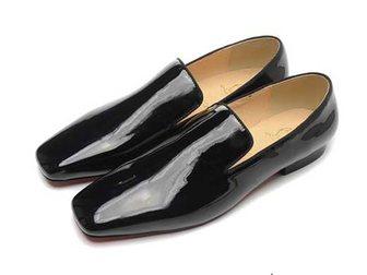 Новое фото Мужская обувь Туфли мужские Christian Louboutin 32647202 в Москве