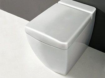 Скачать фотографию Сантехника (оборудование) Продаем напольный унитаз Althea Ceramica Oceano 32677238 в Москве