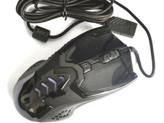 Скачать бесплатно foto  Светящаяся LED мышка (Интеллектуальная) 3 цвета 32681736 в Москве