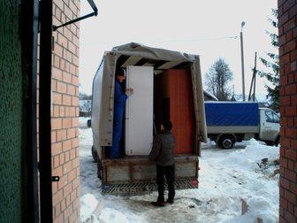 Скачать бесплатно фотографию Транспорт, грузоперевозки квартирные переезды грузчики вывоз мусора 24\7 32692145 в Москве