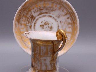 Просмотреть изображение Посуда Чайная пара с видами Санкт-Петербурга 32720269 в Москве