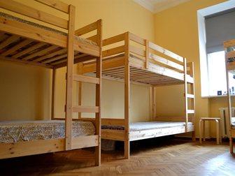 Новое foto Аренда жилья Койко место в хостеле Москва от 333 руб, 32721428 в Москве