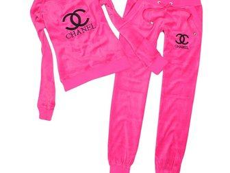 Свежее изображение Спортивная одежда Женский спортивный костюм от Chanel 32766288 в Москве