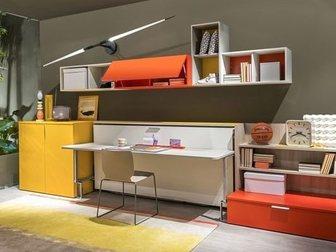 Просмотреть изображение Мебель для гостиной Кровать-парта 32801025 в Москве