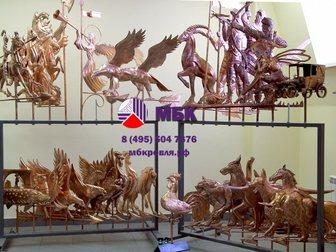 Свежее фото Антиквариат, предметы искусства Изделия из меди 32810261 в Москве