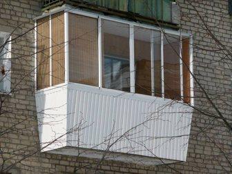 Скачать фотографию Двери, окна, балконы Остекление лоджий,балконов, Отделка,утепление 32817303 в Москве