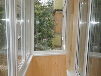 Свежее фотографию Двери, окна, балконы Остекление лоджий,балконов, Отделка,утепление 32817303 в Москве