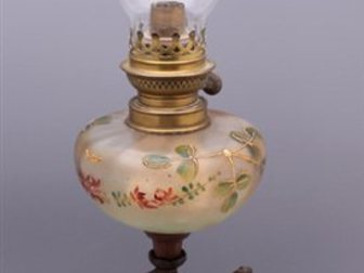 Смотреть фотографию  Керосиновая лампа, Европа, начало 20 века 32853702 в Москве