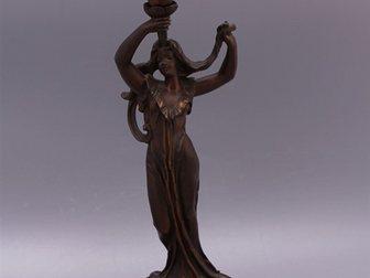 Просмотреть фотографию  Керосиновая лампа, Европа, начало 20 века 32853702 в Москве
