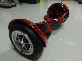 Смотреть фотографию  Гироскутер Мини Сигвей Smart Wheel SUV+ ремонт 32901283 в Москве