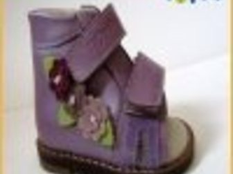 Просмотреть foto  Детская Ортопедическая Лечебная и Проф обувь 32941005 в Красноярске