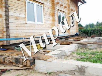 Увидеть изображение  Поднять дом на сваи, как поднять дом 32986444 в Москве