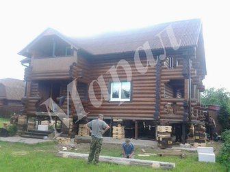 Уникальное фото Другие строительные услуги Поднять дом, работы по подъему дома, приподнять дом 32988508 в Москве