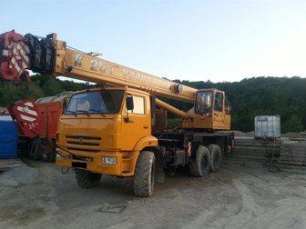 Просмотреть фото  Продам автокран Галичанин КС-55713 32992220 в Краснодаре