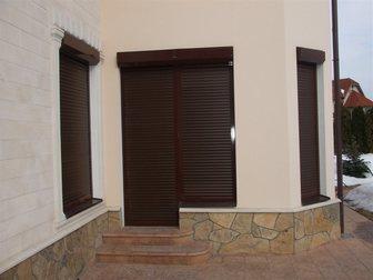 Просмотреть foto Двери, окна, балконы Рольставни по доступным ценам 33046342 в Москве