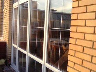 Смотреть фотографию Двери, окна, балконы Окна Рехау - лоджии,балконы 33080308 в Москве