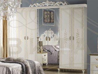 Свежее изображение Мебель для спальни Спальня Белла 33146692 в Москве