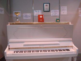 Скачать фото Музыка, пение Настройка пианино и роялей! 33238741 в Москве