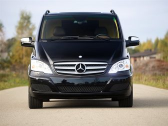 Фото Mercedes-Benz Viano Москва смотреть