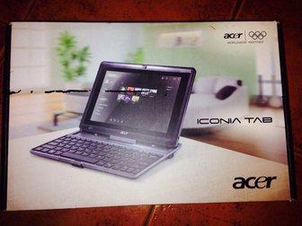 Скачать фотографию КПК и коммуникаторы Acer iconia tab W501 33274159 в Москве