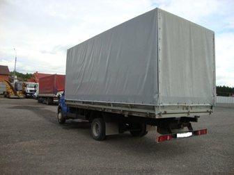 Просмотреть foto  Купить надежный тентованный бортовой грузовик ВАЛДАЙ 331061 (ГАЗ), 2011 года выпуска, 33302906 в Москве