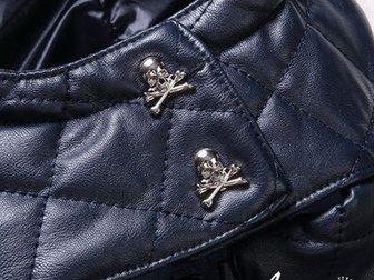 Скачать бесплатно изображение Мужская одежда Жилетка кожаная Philipp Plein Leather 33303846 в Москве