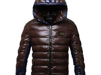 Увидеть фотографию Мужская одежда Зимний пуховик Dolce & Gabbana 33334889 в Москве