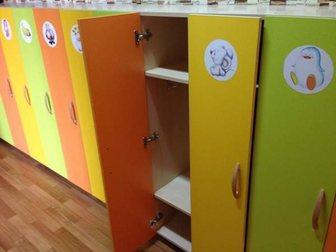 Смотреть фото  Мебель для детского сада (кабинки, кроватки) 33410183 в Красноярске