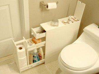 Уникальное изображение  Узкие комоды для туалета, оптом и в розницу 33416316 в Москве