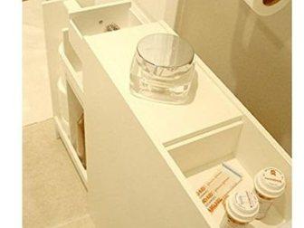 Просмотреть фото  Узкие комоды для туалета, оптом и в розницу 33416316 в Москве