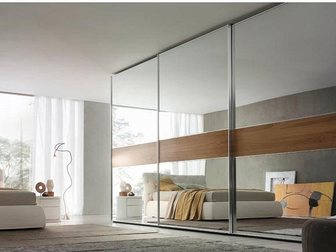Смотреть изображение Мебель для прихожей Ремонт шкафа купе,замена зеркала, Сборка мебели 33505736 в Москве