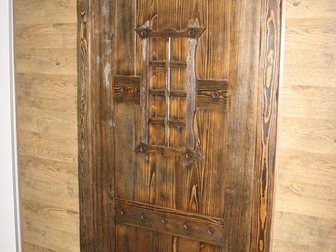 Скачать бесплатно изображение  Изготовление мебели, лестниц, дверей и предметов интерьера из элитных пород дерева ручной работы на заказ 33558535 в Костроме