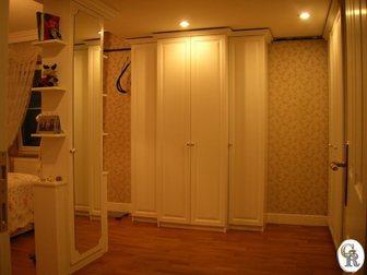 Просмотреть фото Производство мебели на заказ Шкафы на заказ 33618127 в Москве
