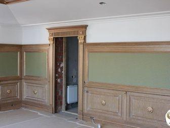 Смотреть фотографию Производство мебели на заказ Стеновые панели на заказ 33618142 в Москве