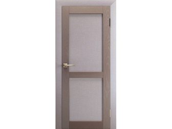 Увидеть фото  Межкомнатная дверь Европан, ЭКО-шпон, Combinato, Москва 1, Legno marrone, 33654958 в Москве