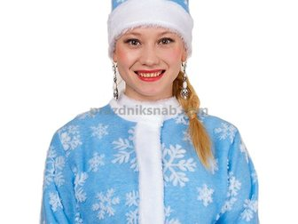 Просмотреть фотографию  Костюм Снегурочки 33781512 в Йошкар-Оле