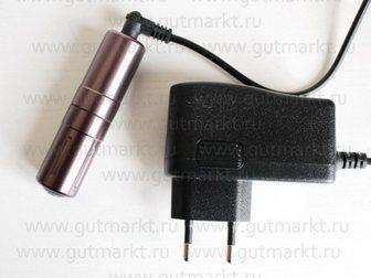 Скачать бесплатно foto Медицинские приборы Аккумуляторная батарея для машинок Goochie Flat Line 33810106 в Москве