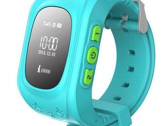 Увидеть фото Часы Распродаем Детские GPS часы 33888199 в Москве